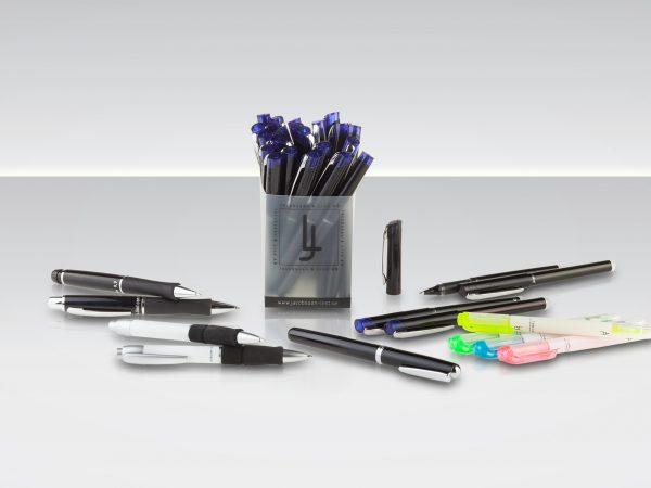 Arkiv beständig Rollerball pennor, Överstrykningspenna, highlighter