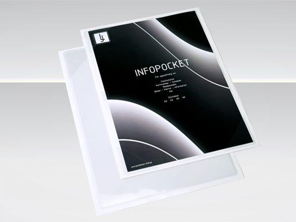Info Pocket klisterfickor