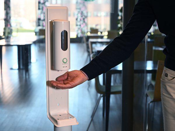 Handdesinfektion dispenser